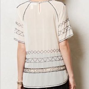 Anthropologie Tops - Anthropologie Beaded Top